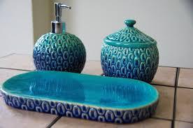 Turquoise Aqua Bathroom  Election2017orgAqua Colored Bathroom Accessories