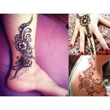 Zásilkonoš Přírodní Henna Pro Dočasné Tetování Barva Na Tělo