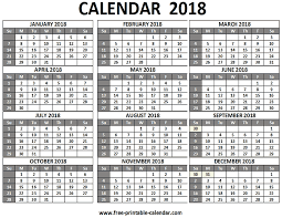 free printable 12 month calendar free 12 month calendar free printable 2018 calendars download free