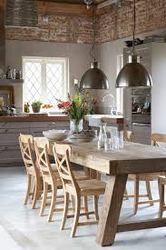 pendant lighting over dining table. bistro style pendant lights are very trendy at the moment and you can check some good examples of above dining table just here lighting over