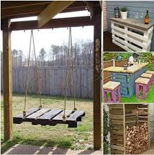 Small Picture How to DIY 17 Coolest Pallet Projects For The Garden Fab Art DIY