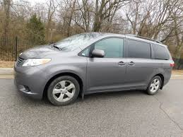 2015 Used Toyota Sienna 5dr 8-Passenger Van LE FWD at Toyota of ...