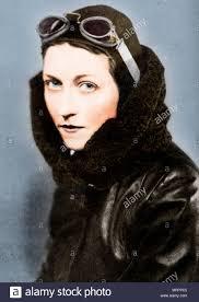 Amy Johnson, pilot, c1930s (1936). Artist: Unknown Stock Photo - Alamy