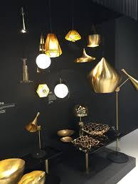 tom dixon copper lighting fixture