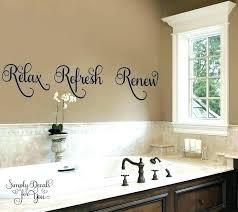 bathroom wall decor pictures. Plain Wall Contemporary Bathroom Wall Decor Modern  Relax Refresh Renew   In Bathroom Wall Decor Pictures E