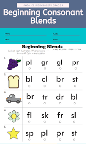 Here, you will find a wide selection of phonics activity sheets for children of all ages. Phonics Worksheets Grade 1 Worksheets Free