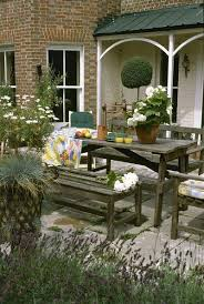 country patio patio garden design