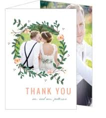 cheap wedding thank you cards invite shop Custom Photo Thank You Cards Wedding southern belle wedding thank you card Wedding Thank You Card Designs