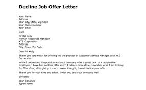 Decline An Offer How To Politely Decline Job Offer Tips To Do It Right Wisestep