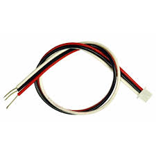 model train connectors dallee electronics 2 pin ultraminiature 6 inch wiring harness 5 25