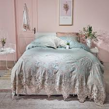 lace egyptian cotton queen king size