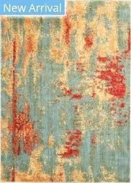 red and teal rug somerset teal area rug red brown teal rug