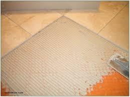 thinset for porcelain tile over ditra