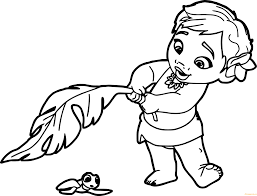 See our coloring sheets gallery below. Moana Coloring Pages Coloring Home