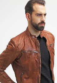 be edgy anton leather jacket cognac men leather jackets edgy faux leather moto