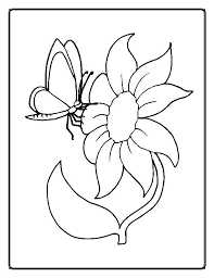 Small Picture flower coloring pages Flowers Coloring Pages 21 coloring