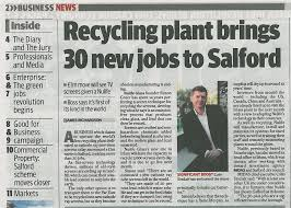 news archive copy nulife glass recycling plant brings 30 new jobs to salford by james richardson