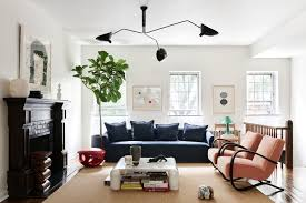 overhead lighting living room. Marina Larroude New York Home 03 Living Room 9 Best Lighting Ideas Architectural Digest For Overhead