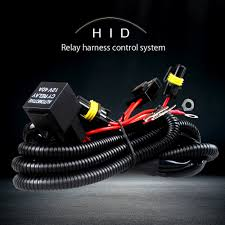 jeep hid controller wiring harness diagram wiring library amazon com 9006 h11 hid conversion kit relay wiring harness 12v 40a