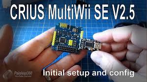 1 7 crius multiwii se v2 5 board initial setup and 1 7 crius multiwii se v2 5 board initial setup and configuration