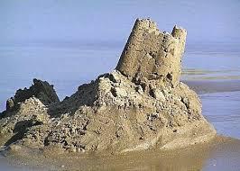 Image result for sandcastles