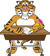 Image result for tiger teacher clipart