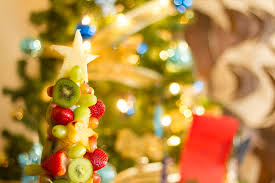 fruit christmas tree. Contemporary Christmas Inside Fruit Christmas Tree T