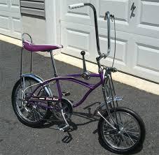 schwinn grape krate stingray 5 speed not a motorcycle but it