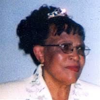 Mrs. Fannie Mae Gibbs Obituary - Visitation & Funeral Information