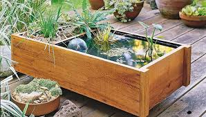 backyard diy pond ideas