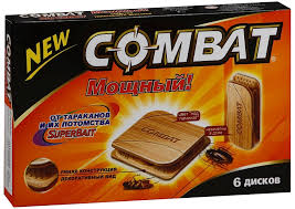 <b>Средство</b> Комбат <b>Super</b> Bait Мощный от тараканов и их ...