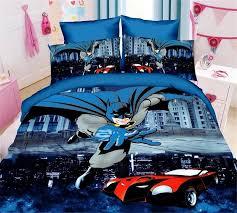 2019 Batman Bedding Set Spiderman Minions The Avenge Printed Bed Linen 3 4pcs Bedclothes Bed Sheet Pillowcase Duvet Cover Set