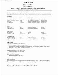 Microsoft Word 2010 Resume Template 32502 Densatilorg