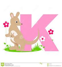 animaux en k