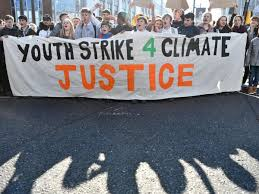 Brighton protesters accuse Tories of inaction on climate change | Jersey  Evening Post