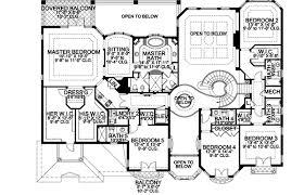 Upper/Second Floor Plan: 37 189