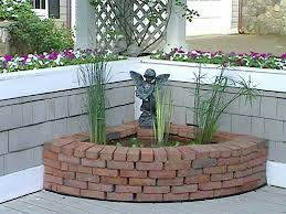 deck fountain on a dime