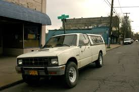 1982 Isuzu Pup Diesel Craigslist | 1986 Isuzu P'up Turbo Diesel ...