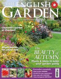 the english garden uk 12 month subscription