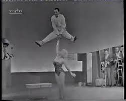 Carnival Cinema - Joan Rhodes - Amazing vaudeville strong woman | Facebook
