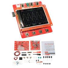 jye tech dso138 mini digital oscilloscope diy kit smd parts pre solder