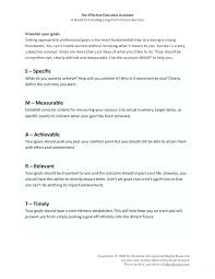 Career Goal Examples For Resume Best of Resume Goal Examples Executive Assistant Career Goals Examples Of