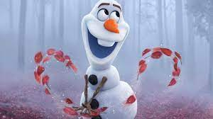 bj52-frozen-olaf-cute-disney-film-art ...