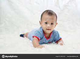 Cute Baby Boy Shooting Studio Fashion Image Baby Family Lovely