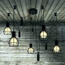 pulley pendant lighting pulley pendant lights kitchen vintage pendant light novelty spider pulley pendant lamp kitchen