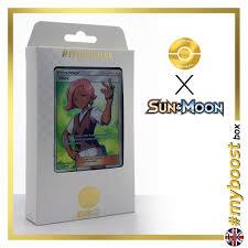 Llima 146/149 Full Art trainer - #myboost X Sun & Moon 1 - Box of 10 Pokemon  English cards- Buy Online in Aruba at aruba.desertcart.com. ProductId :  50078396.