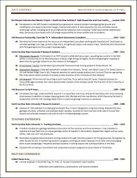 Resume Template 10 Marketing Samples Hiring Managers Will Notice