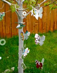 How To Make Wind Chimes Recycled Wind Chimes Made By Marzipan