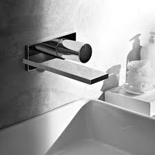Modern Bathroom Taps Fantini Milano Wall Basin Mixer Outlet Rogerseller 1395