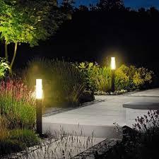 Image Yard Modern Solar Garden Lighting Fixtures Warm And Decorative Garden Lighting Ideas Wearefound Home Design Modern Solar Garden Lighting Fixtures Warm And Decorative Garden